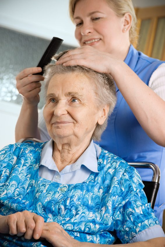 Elder Care in Pittsford, NY: Hair Care - Home Care Rochester NY by ...