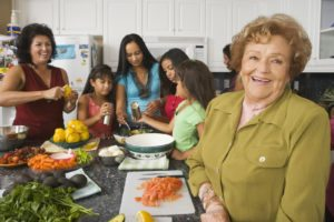 Home Care Services Brighton NY - Family Dinners Are a Great Time to Talk About Home Care Services
