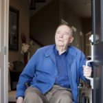 My Elderly Father Won't Use Mobility Aides